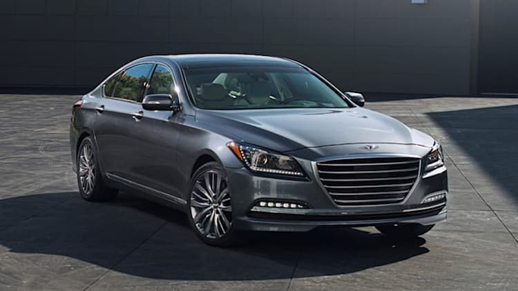 Hyundai recalls 24k Genesis sedans over electrical issue