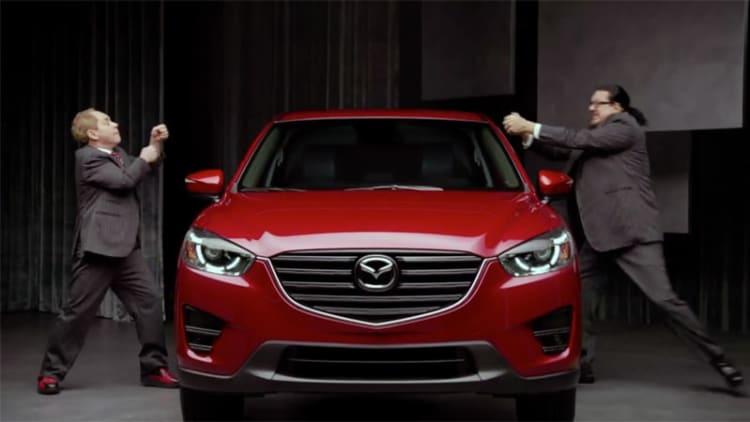Mazda: Penn & Teller