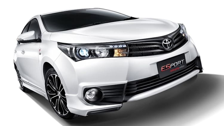 Toyota Corolla Nurburgring Edition talks the talk, doesn't walk the walk