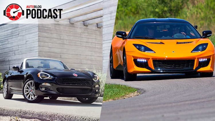 Yes, we still love sports cars   Autoblog Podcast #490