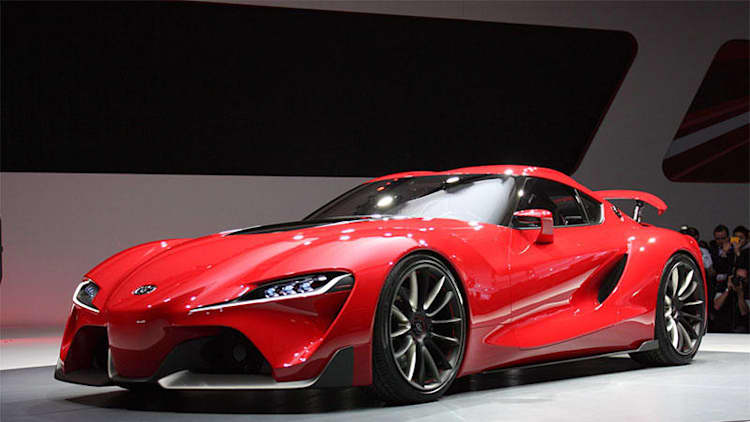 Coming Toyota Supra to forgo hybrid, get a BMW six-cylinder turbo?