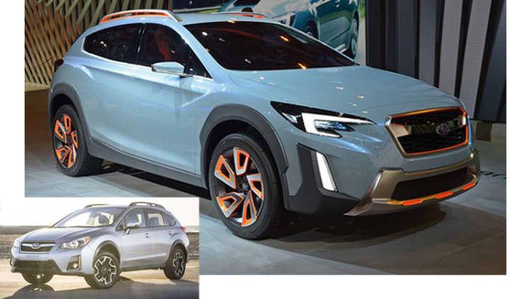 Subaru XV concept: Just more wishful thinking?