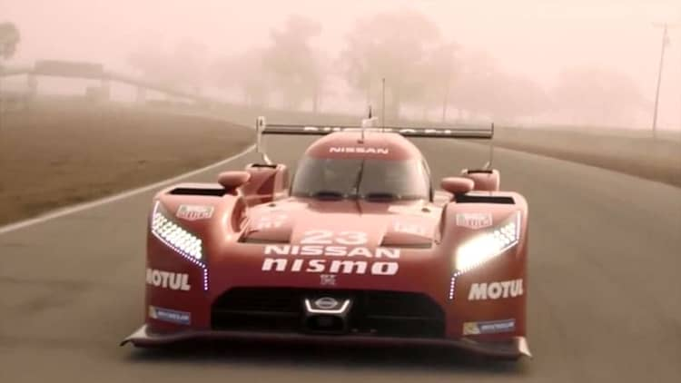 Nissan explains its preparation work with the GTR LM Nismo