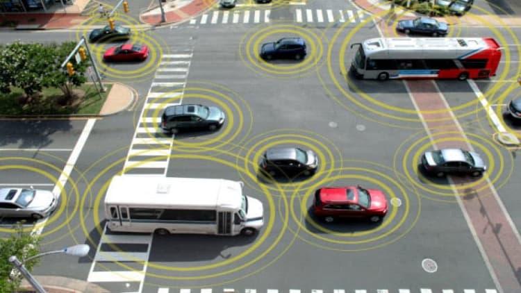 MIT puts V2V technology on its 2015 Top Ten list