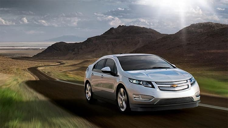 Big discounts on 2015 Chevy Volt before 2016 model arrives