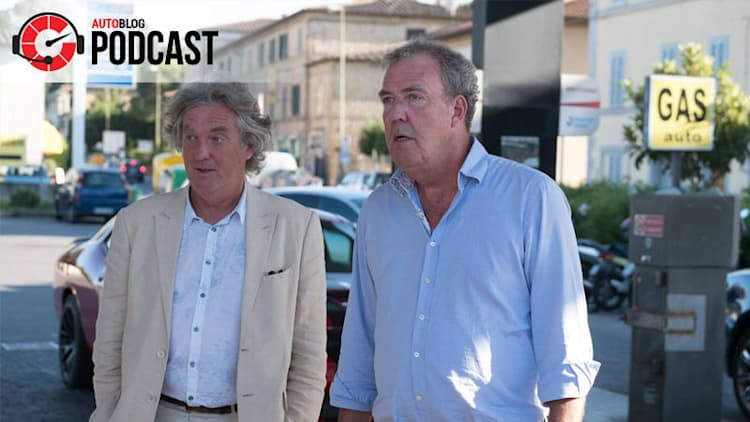 Our interview with Jeremy Clarkson and James May, plus SEMA! | Autoblog Podcast #491