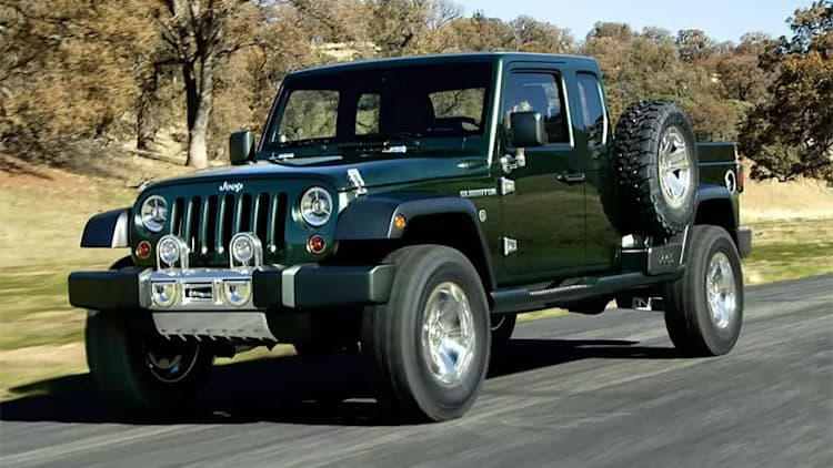 Jeep pickup confirmed, will be built in Toledo
