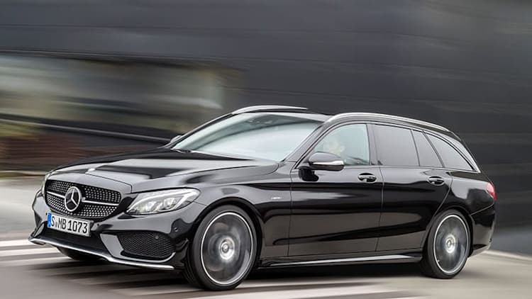 Mercedes introduces the details of the C450 AMG 4Matic