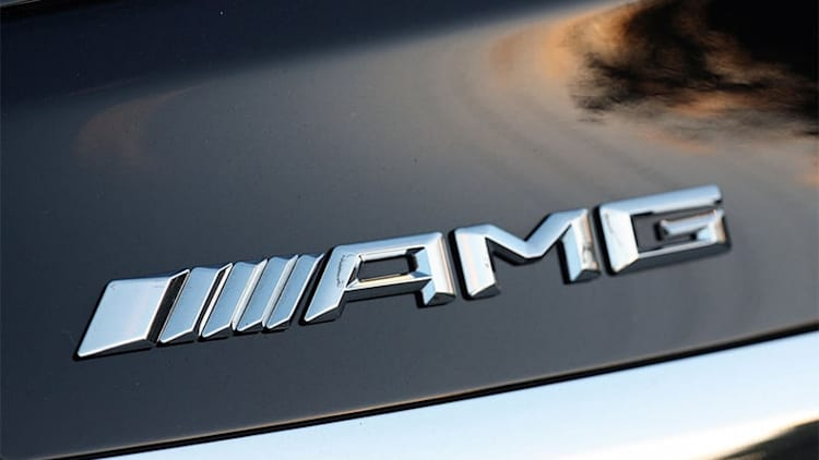 AMG could have a hybrid model on sale by 2020