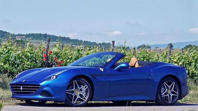 Ferrari recalls 2016 California T