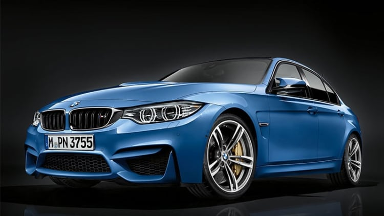 Next BMW M3 sedan to be plug-in hybrid?