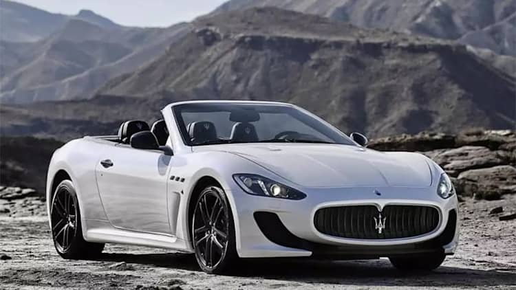 Maserati Gran Turismo recalled for fire risk