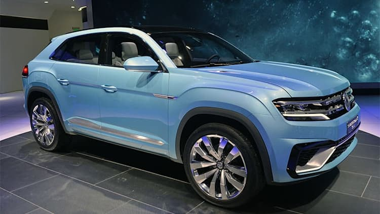 Volkswagen promises more aggressive design for sedans, crossovers