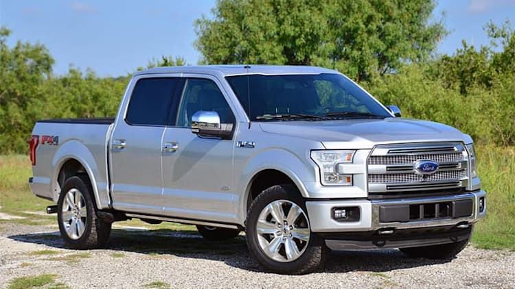 Ford adding second supplier for F-150 frames