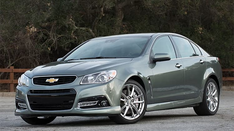 Chevy SS to get 1LE-like handling pack