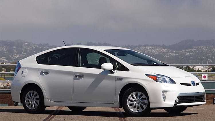 Toyota ending Prius Plug-In production in June
