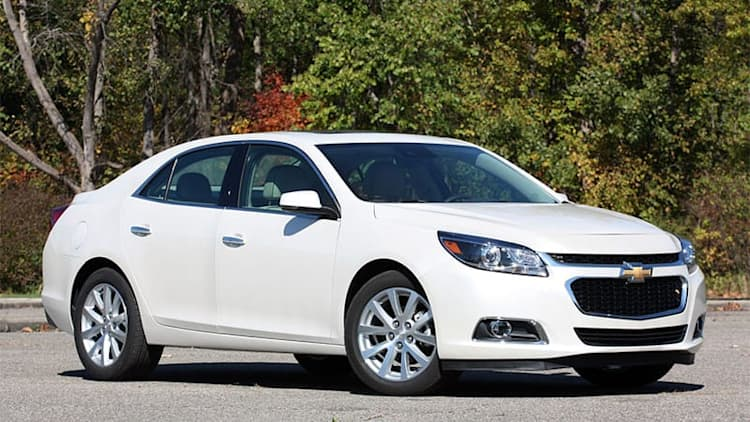 Chevy Malibu will become 45-mpg strong hybrid with next update