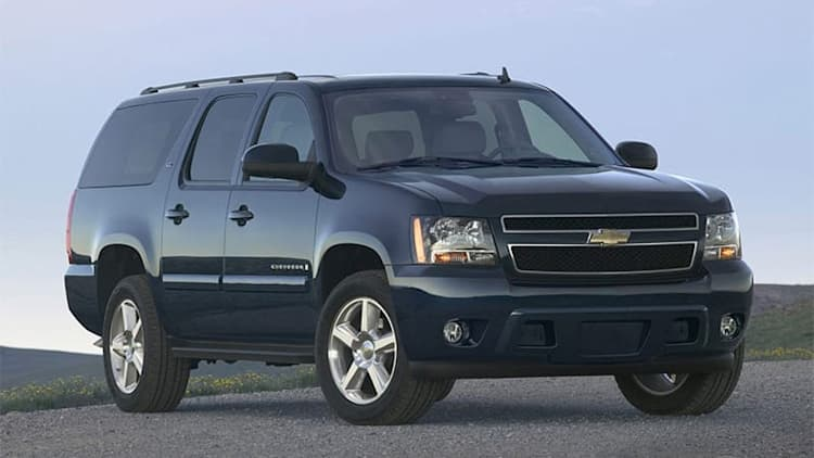 GM recalls 83,572 SUVs for ignition switch issue