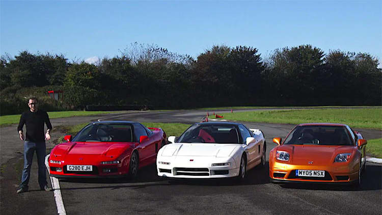 Is the original Acura NSX a perfect supercar?