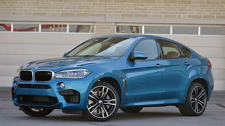 BMW X6 M said to lap the 'Ring in 8:20