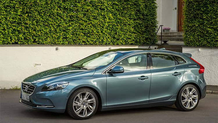 Next-gen Volvo V40 and S60L confirmed for US