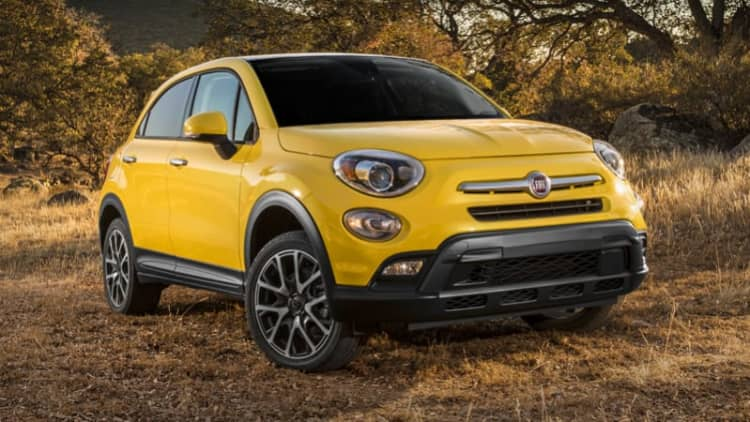 FCA plotting larger Jeep Renegade, Fiat 500XL