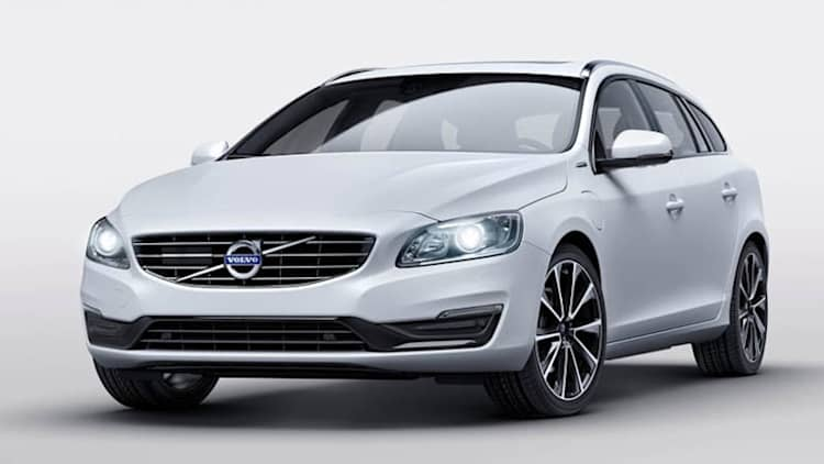 Volvo announces V60 D5 Twin Engine diesel PHEV
