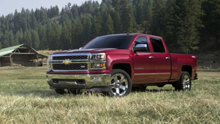 GM recalls 3,300 pickups and SUVs for new ignition-switch issue [UPDATE]