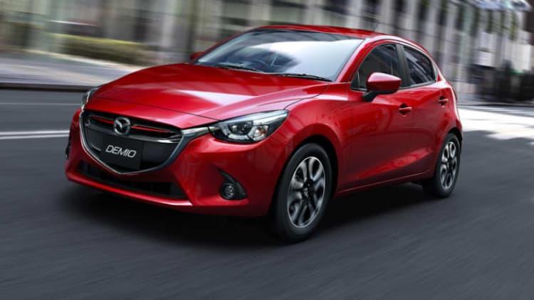 Mazda de Mexico celebrates 100,000th car built