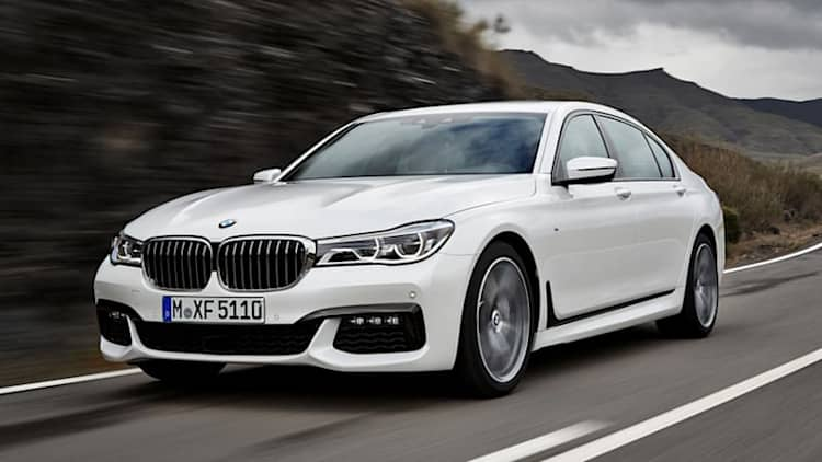 BMW 7 Series could get M variant alongside Alpina B7