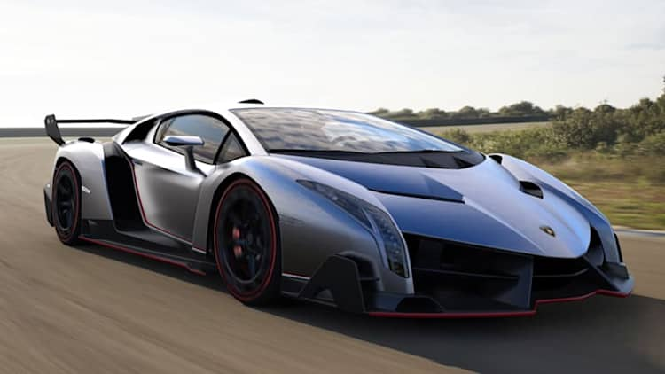 Lamborghini bringing exclusive supercar to Pebble Beach