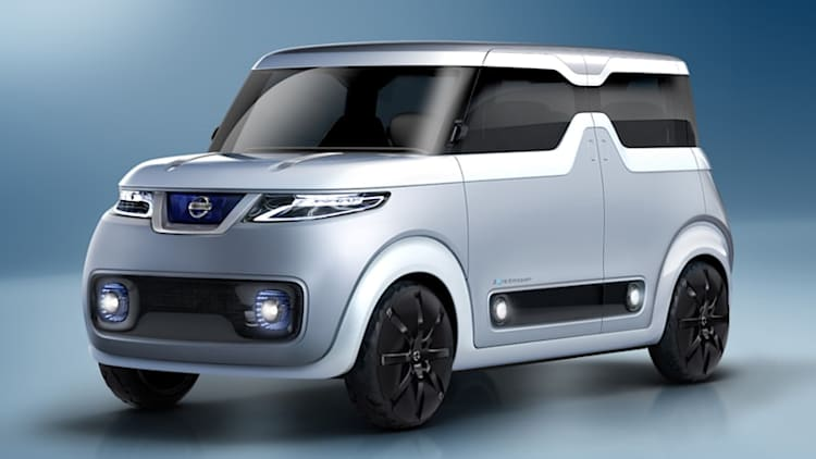 Nissan bringing rolling social media box to Tokyo
