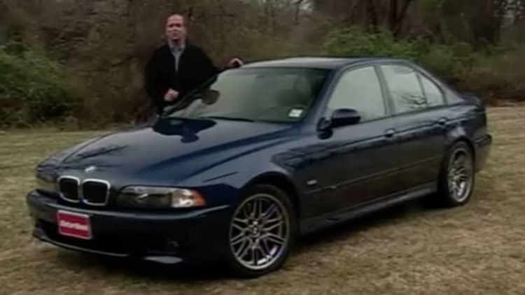 MotorWeek fondly remembers the 2000 BMW M5