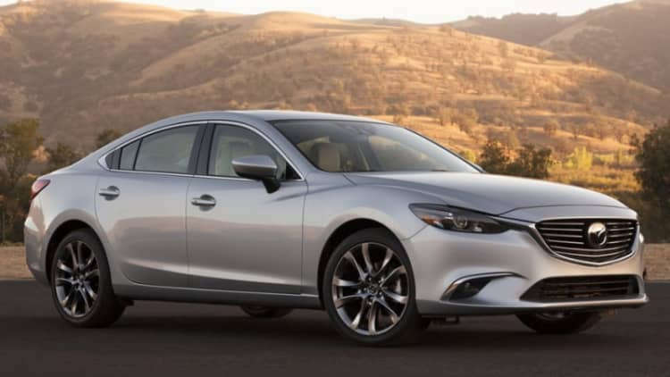 2016 Mazda6 and CX-5 see gentle price hike