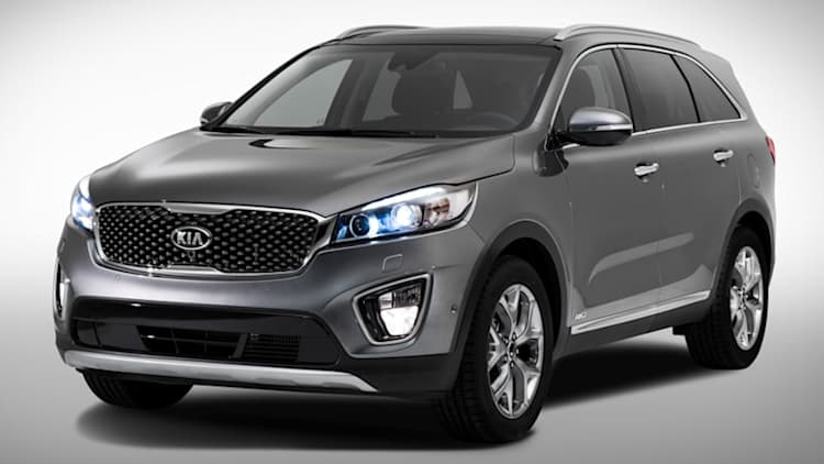 Kia recalls 12k 2016 Sorento models for faulty accelerator pedal
