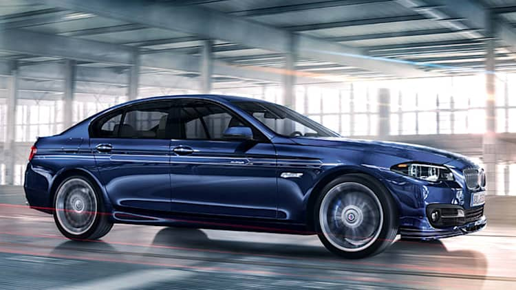 Alpina introduces new B5 Biturbo with 600 horsepower