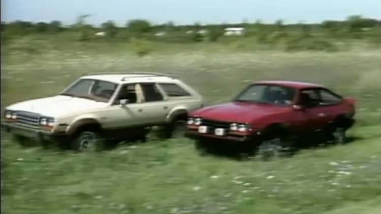 MotorWeek reviews '83 American Motors lineup