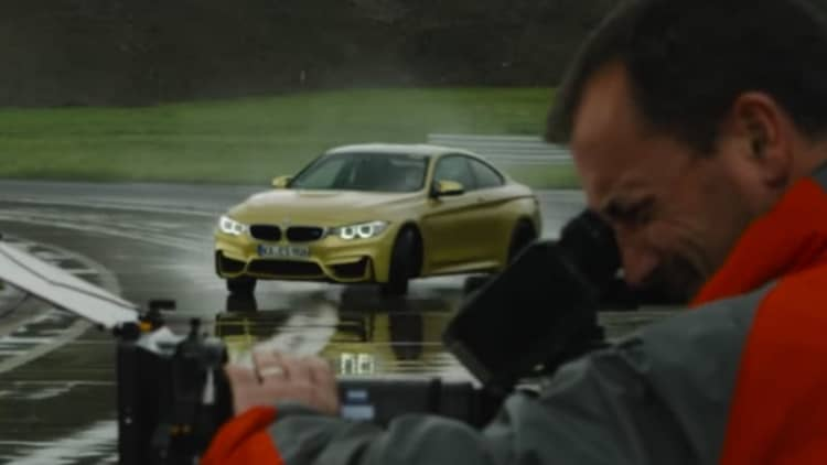 The Grand Tour will have drifting BMW M4s and many noises