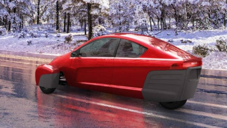 Elio's latest, more expensive trike coming to LA Auto Show