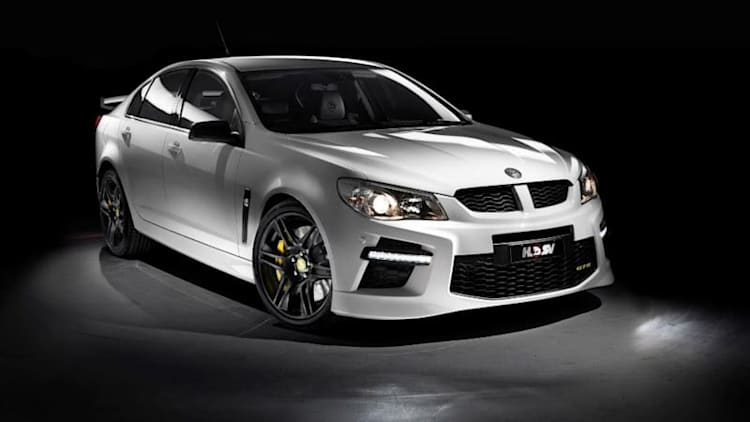 Holden to go out with ZR1-style bang?
