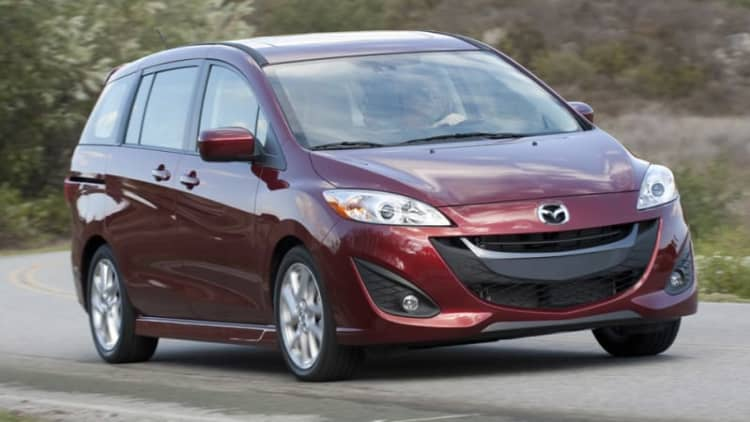 Mazda5 may not be long for this world
