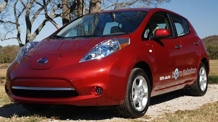 BP stations get in bed with Nissan for electric vehicle chargers