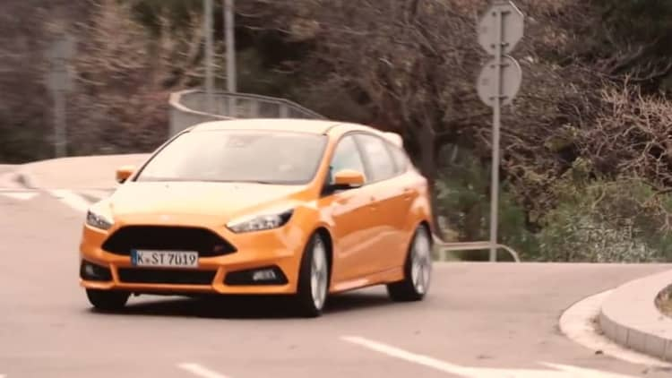 Xcar flogs the 2015 Ford Focus ST
