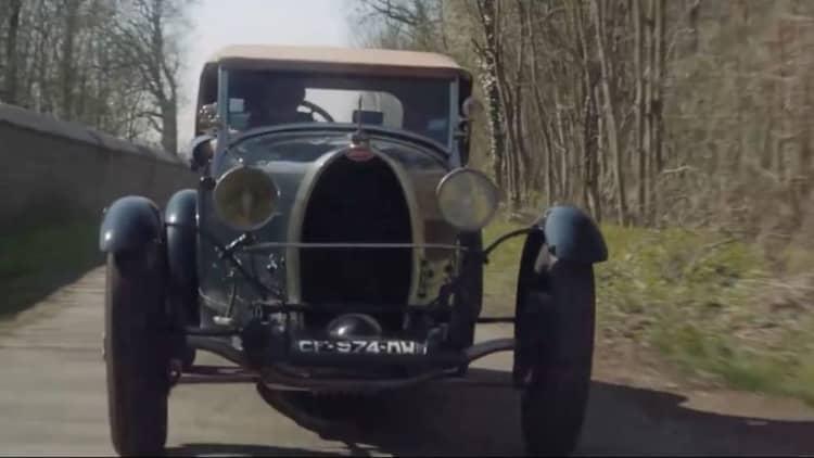 Petrolicious turns a masterful lens on Bugatti specialists Garage Novo