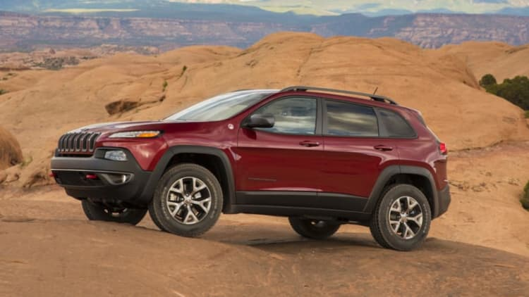 FCA expands Jeep Cherokee recall to 68k more vehicles