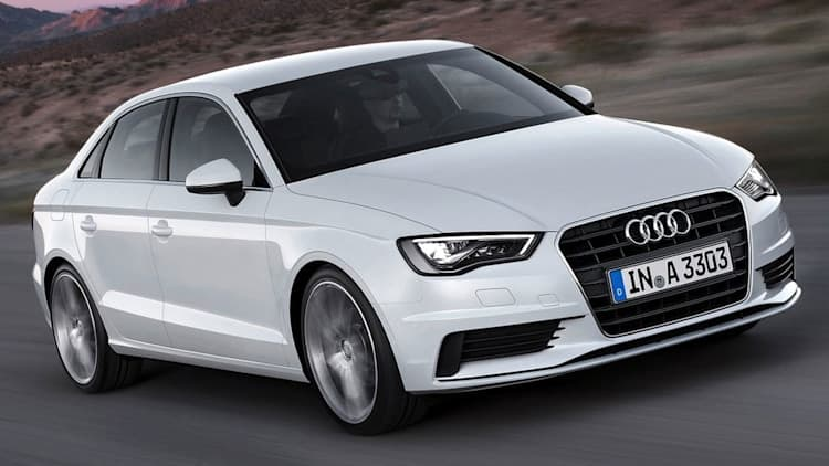 Four Great Sport Sedans For 2015