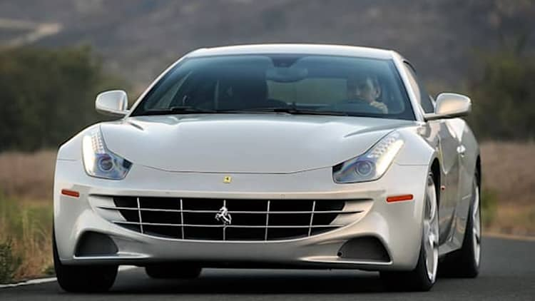 2013 Ferrari FF [w/video]