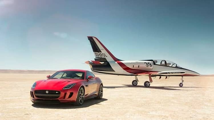 Jaguar bringing all-wheel-drive F-Type to LA Auto Show [w/video]
