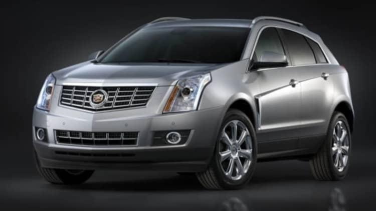 GM recalling 54k Cadillac SRX, HD pickup models