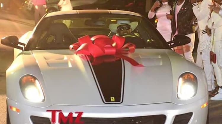 Lil Wayne's daughter gifted Ferrari GTO, BMW X4 for 16th birthday [w/video]